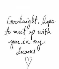 35 Goodnight Quotes for Her @GirlterestMag   #Goodnight #Quotes #texting…
