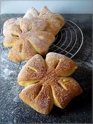 Limara péksége: Narancsos, kardamomos hópelyhek
