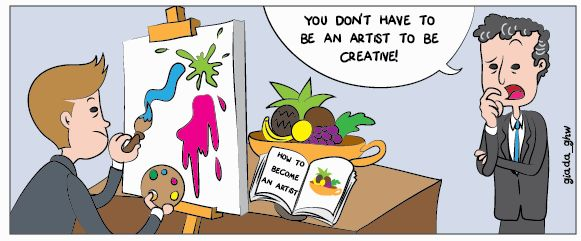 How to channel creativity through blogging by Hilary Pullen