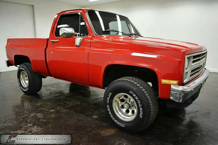 1000+ images about old trucks on Pinterest | Chevy, Chevy ...