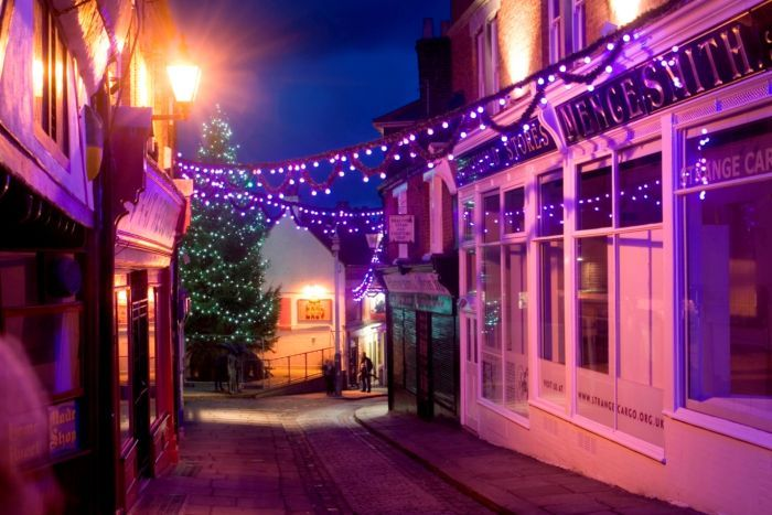 Christmas in the Creative Quarter