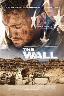 The Wall (2017) Full Movie Download 720p. The Wall 2017 is an upcoming American war film directed by Doug Liman and written by Dwain Worrell, about two American soldiers trapped by an Iraqi sniper.