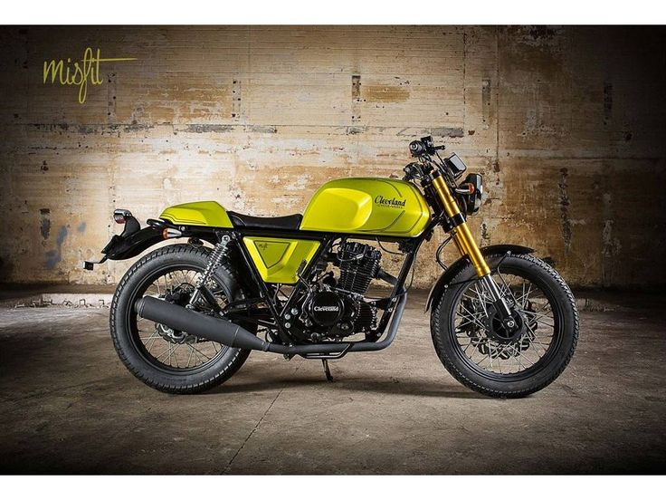 2016 CLEVELAND CYCLEWERKS THA MISFIT GEN 2, Largo FL - - Cycletrader.com