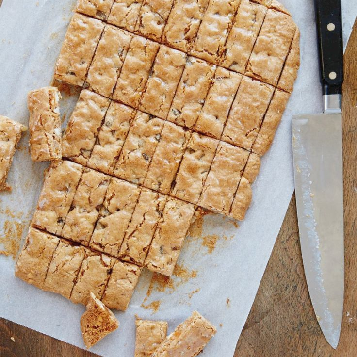 Basler Leckerli | These spiced cookie bars are an essential part of a German Christmas. They are an excellent make-ahead sweet; in fact, they get more tender and flavorful the longer they sit.