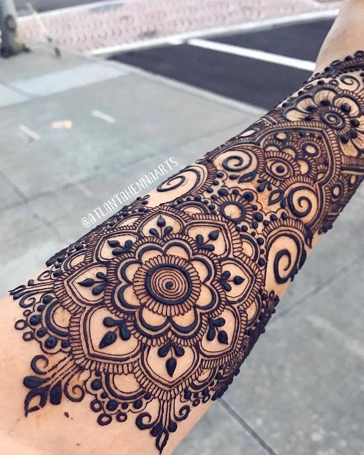 die besten 25 henna muster hand ideen auf pinterest henna hand design henna h nde und mehndi. Black Bedroom Furniture Sets. Home Design Ideas