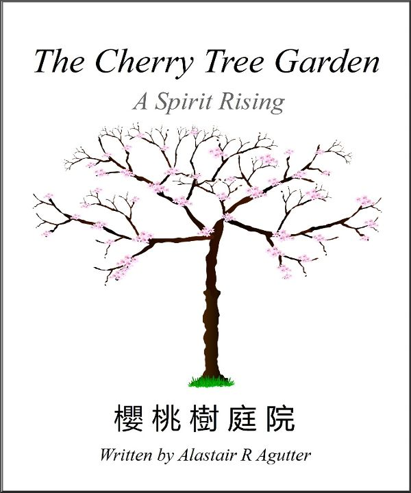"""Delighted to share with you my new book """"The Cherry Tree Garden"""" that you will finding spiritually uplifting and enlightening :)"""