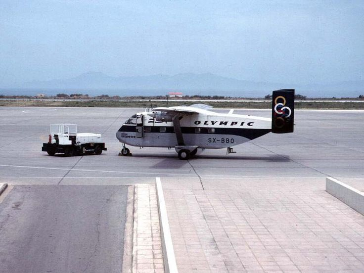 Olympic Aviation Shorts SX-7 skyvan [Isle of Skiathos]-[SX-BBO]