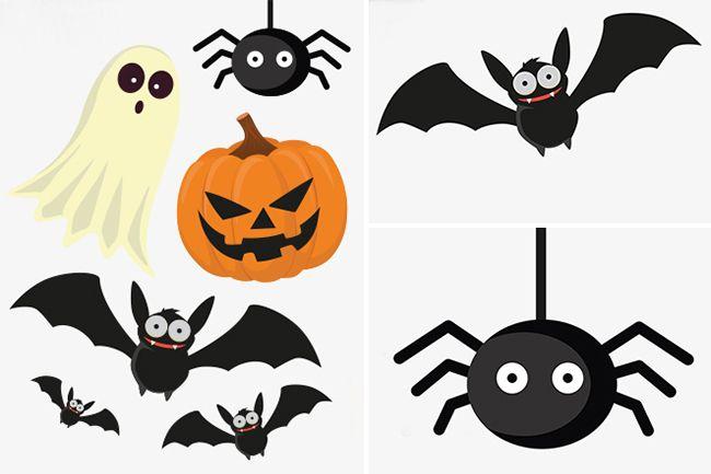 Wenn du spontan eine Halloween-Party schmeißen willst oder ein bisschen extra Deko brauchst, haben wir genau das Richtige für dich: Unser Grafiker Basti hat sich kreativ ins Zeug geschmissen und ein paar niedlich-gruselige Halloween-Figuren kreiert, die du herunterladen kannst!