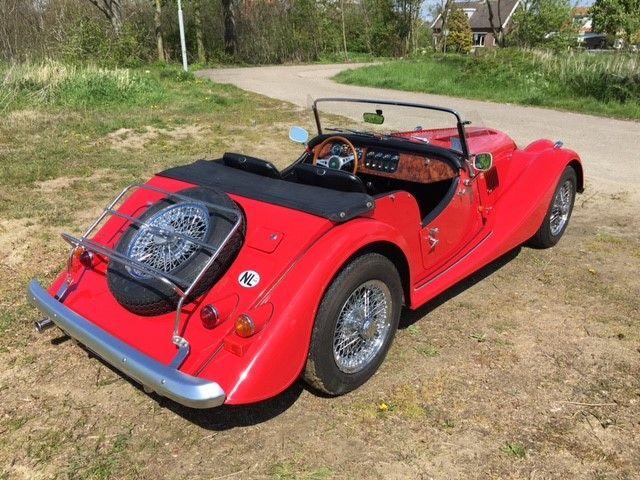 Morgan Sports Car Club Holland | Morgan 4/4 uit 1992