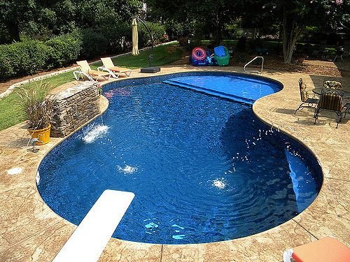 High Quality Best 25+ Backyard Pools Ideas On Pinterest | Pool Ideas, Swimming Pools  Backyard And Outdoor Pool Part 31