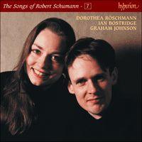 Schumann: The Complete Songs, Vol. 7 - Dorothea Röschmann & Ian Bostridge