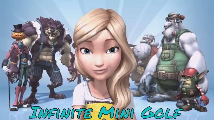 Infinite Minigolf Official Launch Trailer