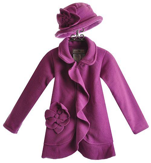 1000  ideas about Girls Winter Coat on Pinterest   Girls winter