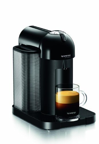 Nespresso GCA1-US-BK-NE VertuoLine Coffee and Espresso Maker, Black  http://stylexotic.com/nespresso-gca1-us-bk-ne-vertuoline-coffee-and-espresso-maker-black/