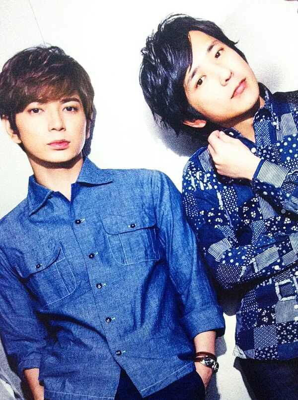 Matsujun and Nino