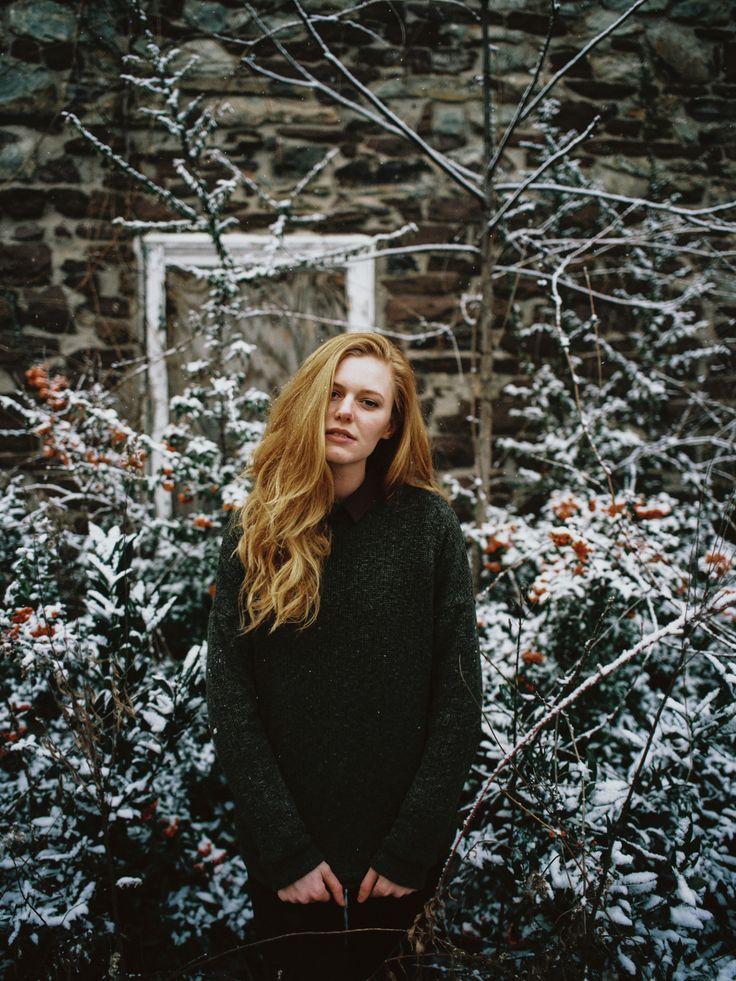 Wymarzony kolor włosów <3 claire mahoney — Kelly Smith Photography
