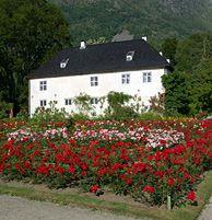 The Barony in Rosendal, Norway - Photo: Samarbeidsrådet for Sunnhordland/Rosendal Turist Service