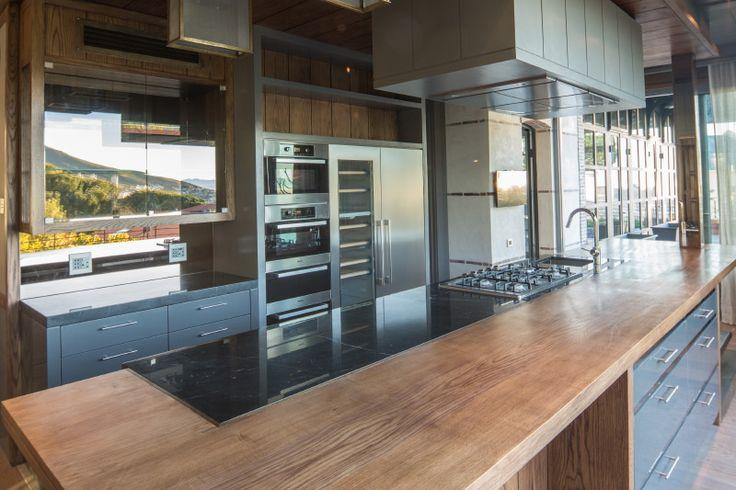 Voëlhuis - kitchen