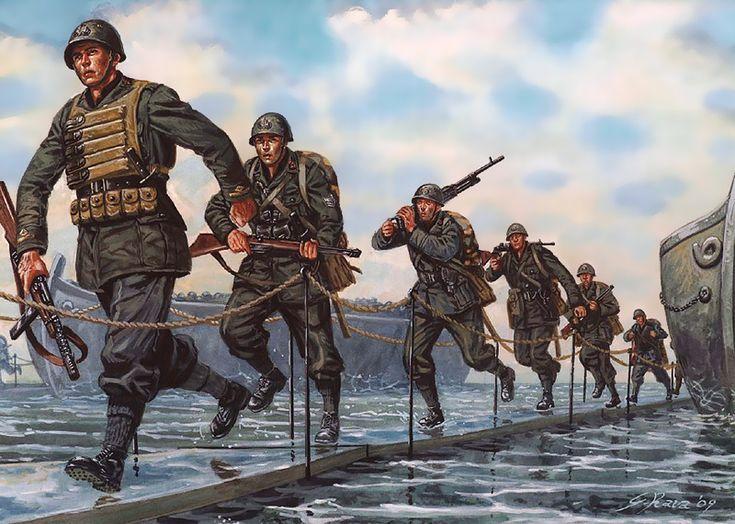 """Battaglioni 'M' da sbarco, training for the assault on Malta, Spring 1942"""