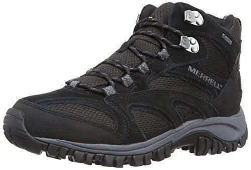 Oferta: 120€ Dto: -58%. Comprar Ofertas de Merrell PHOENIX MID GTX - Zapatos de senderismo de cuero hombre, color negro, talla 43 barato. ¡Mira las ofertas!