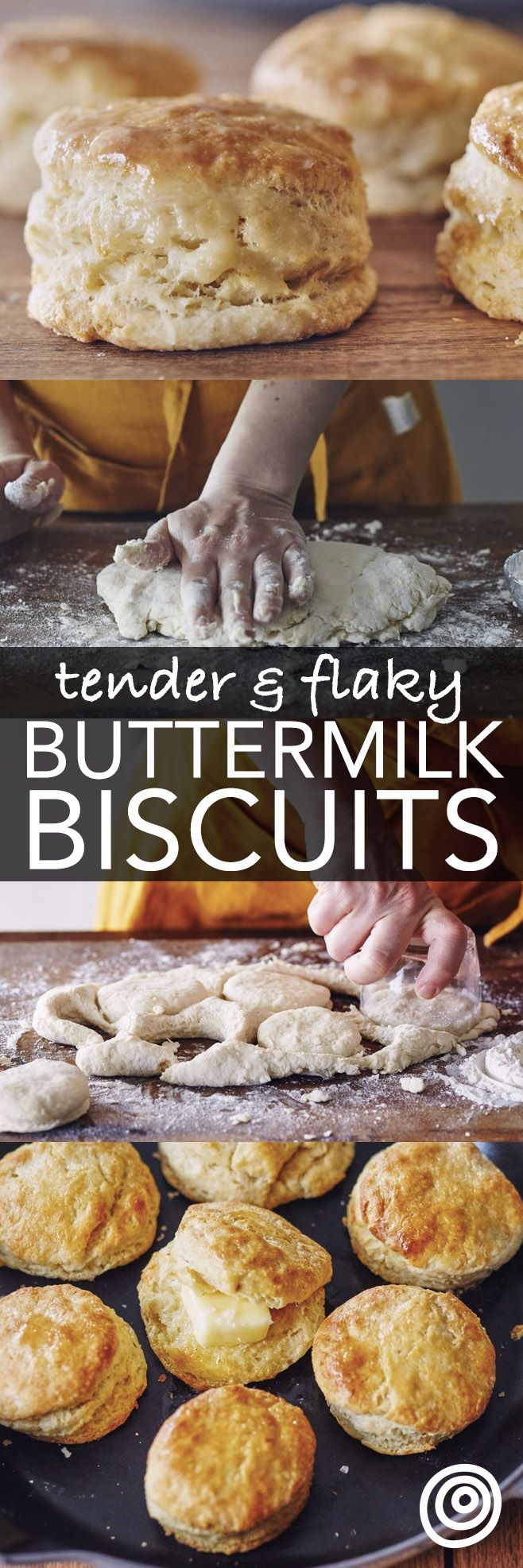 How to Make Classic Southern Buttermilk Biscuits from Scratch, an Easy Step-by-Step Recipe with Photos. One of the best ideas you'll ever have is serving up a simple basket of these for breakfast with gravy!