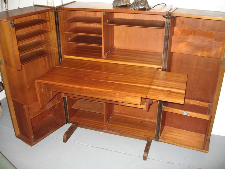 fold away office desk. Vintage \u0027Home Office\u0027 Fold Away Desk, £325.00 Office Desk F