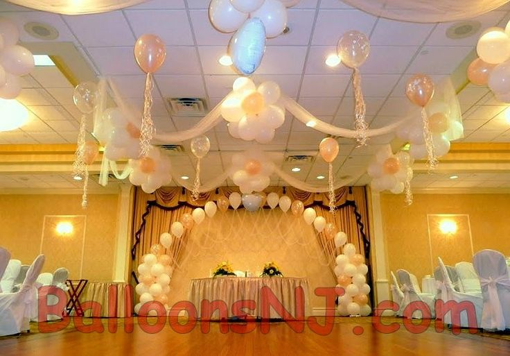 50 best quincea era inspiration images on pinterest for Balloon decoration color combinations