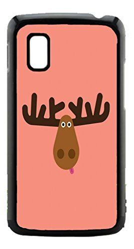 #HeartCase Hard Case for Google Nexus 4 LG E960 ( Moose )