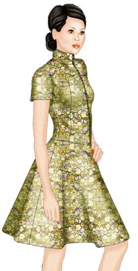Free Dress Patterns site