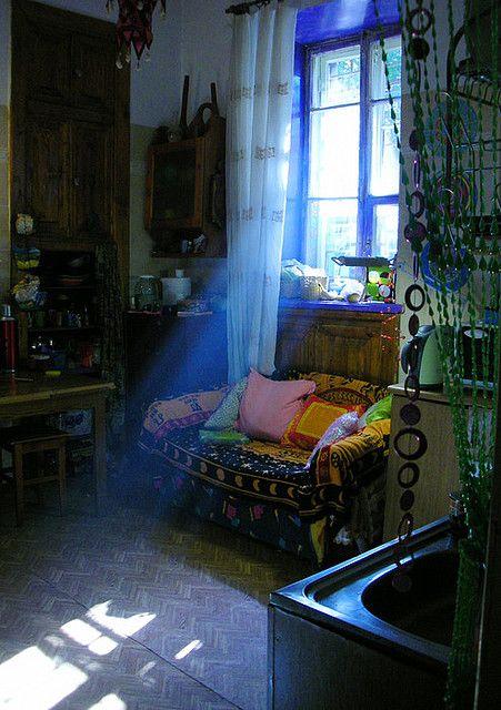 http://bohemianpages.blogspot.com/2012/02/bohemian-interiors.html