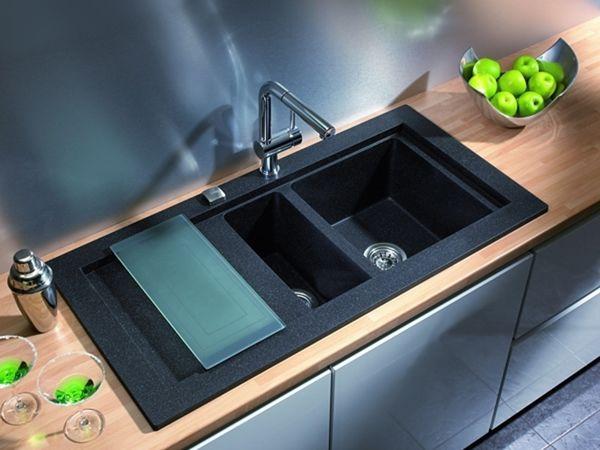 Modern Kitchen Sinks Design Ideas