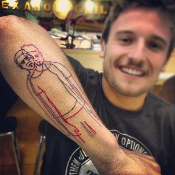 17 best fight club images on pinterest fight club tattoo for Tattoo art club