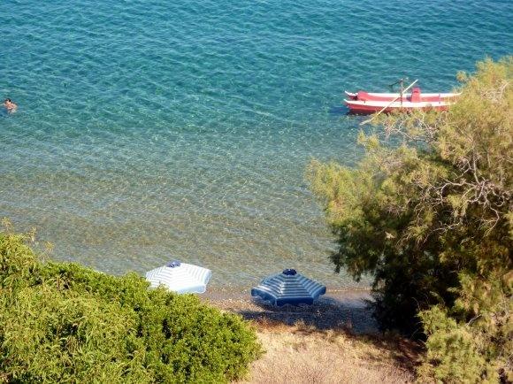 beach in Leros