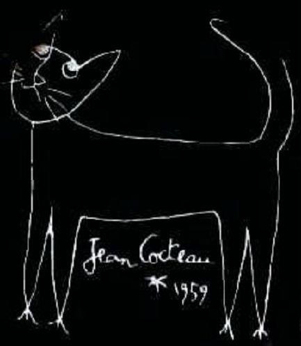 Jean Cocteau 1959