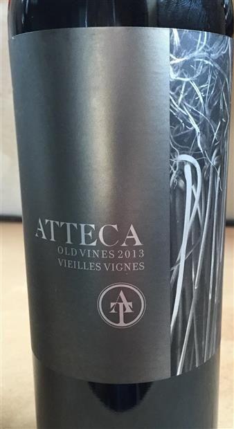 2013 Bodegas Ateca Calatayud Atteca Old Vines