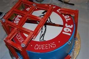 Ironworker Cake