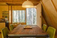 The Red A Frame, Yosemite, California   cabin rentals