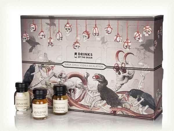 Naga Chilli Vodka Escalation Advent Calendar