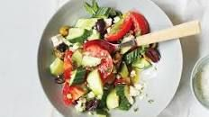 Make A Mediterranean Cucumber Salad On Hot Nights | TipHero