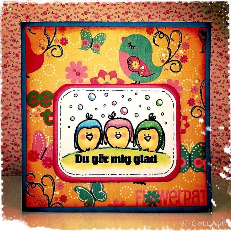 Card made by DT-Linda S http://blog.pysseldags.com/2014/10/fina-ord.html