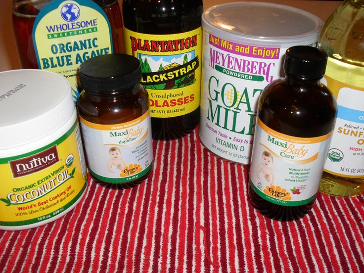 **UPDATED 3/9/13** Homemade Goat Milk Infant Formula Recipe and Other Formula Tales | PThirty1