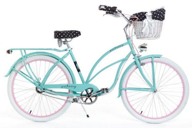 Miętowy rower #embassy #bike #mint