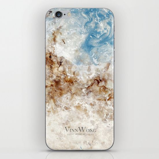 Top quality, stunning water abstract iPhone and iPod Skins by Vinn Wong | Full collection vinnwong.com | Visit the shop or Pin it For Later!