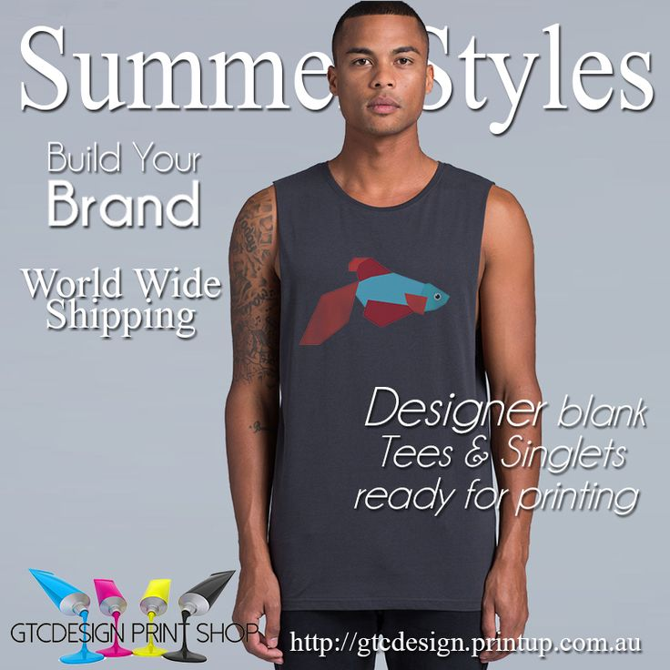Part of my Summer advertising campaign for http://gtcdesign.printup.com.au