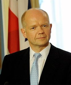 William Hague marks International Day Against Homophobia and Transphobia