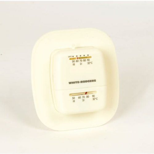 Hargrove 48957 N/A Millivolt Wall Thermostat 48957 by Hargrove. $32.20. Millivolt Wall ThermostatThis thermostat is for vent-free gas logs that are equipped with a 750-millivolt thermopile. Unit includes wall mount bracket, on/off switch, and slide adjustment for convenient temperature control.Features:Wall mount bracketOn / off switchSlide temperature adjustment