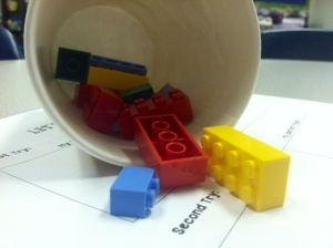 Working Together with Legos. A 4th grade lesson emphasizing communication, collaboration, teamwork, and concentration.