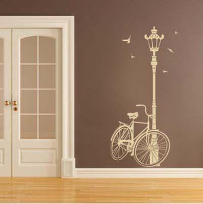 vinilo-decorativo-farola-bicicleta