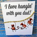 father's day card make your own