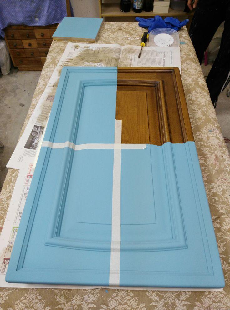 Oltre 25 fantastiche idee su colori per mobili cucina su - Verniciare la cucina ...